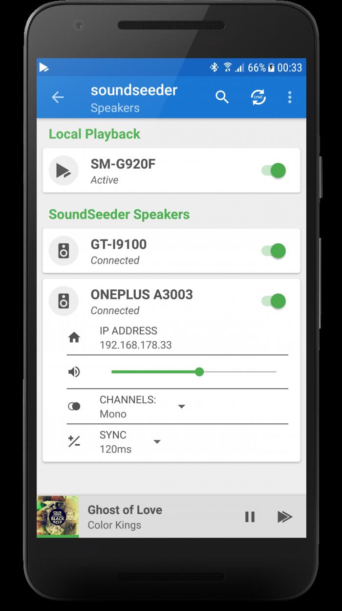 Wireless Speaker Management