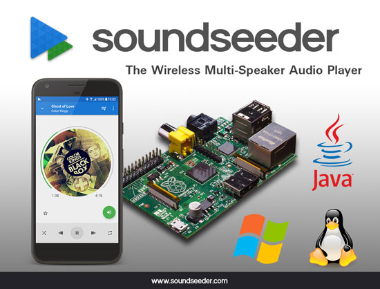 Connect Raspberry Pi as speaker for your Android phone