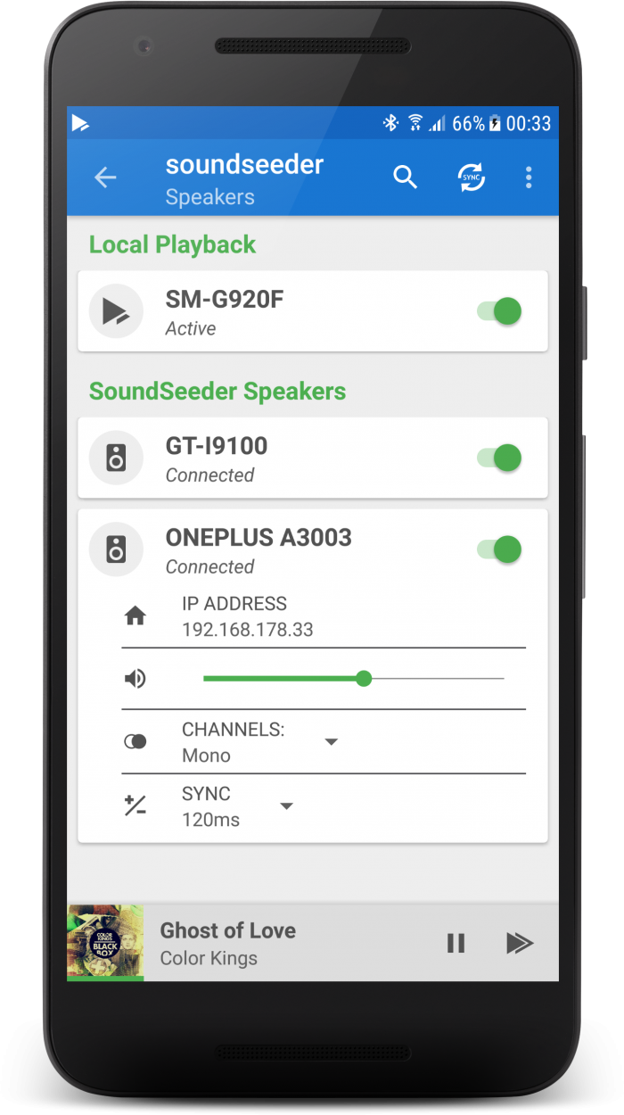 Wireless Speaker Management
